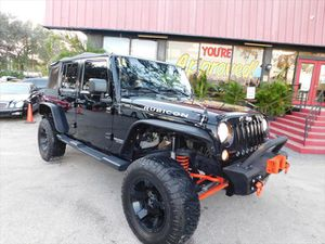 2014 Jeep Wrangler Unlimited R for Sale in Tampa, FL