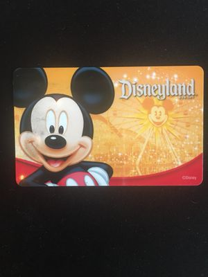 2-Day Disneyland Resort Park Hoppers Tickets (Ages 10+) for Sale in Sacramento, CA
