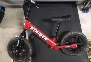 Strider Sport Balance Bike for Sale in Falls Church, VA