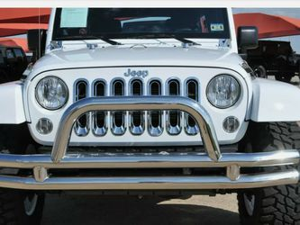Jeep Tubular Bumper In Box With Mounting Hardware And Instructions for Sale in Centreville,  VA