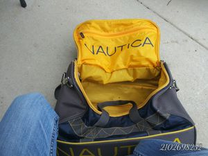Nautica sports duffle bag for Sale in San Antonio, TX