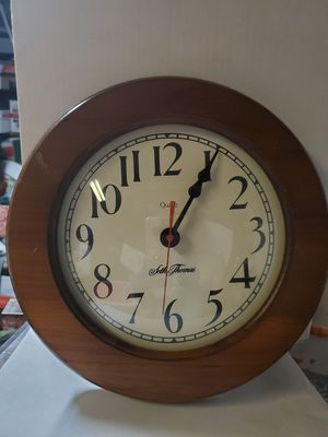 Wood clock for Sale in Irwindale, CA
