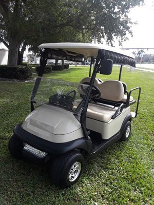CLUB CAR GOLF CART 4 PASSENGERS. for Sale in Boca Raton, FL