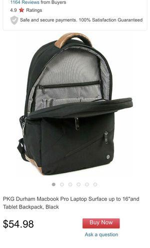 PKG BACKPACK 16 in laptop for Sale in Stockbridge, GA