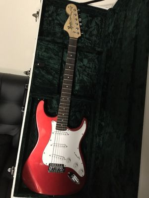 Fender Strat YJM signature / New with case for Sale in New York, NY
