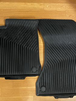 Genuine Audi S5 All Weather Rubber Floor Mats for Sale in Kirkland,  WA