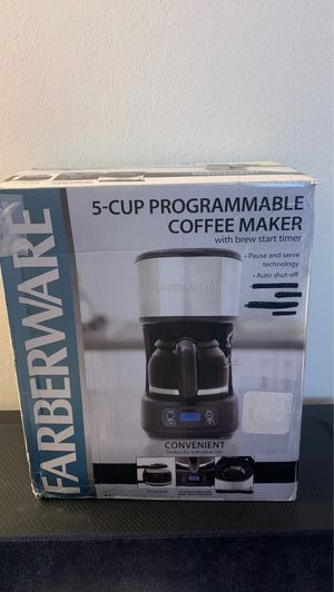 Coffee maker for Sale in Anaheim, CA