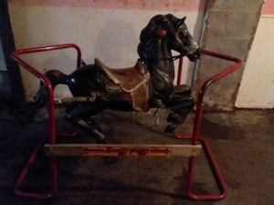 Rocking horse -40 from the 1970s for Sale in Columbus, OH