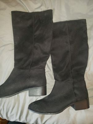 Women's Mid-Calf Boots (Black) for Sale in Columbus, OH