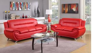 Sofa and Love Seat[FAST DELIVERY]🚚 for Sale in Miramar, FL
