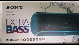 """SPEAKER """"NEW""""XTRA BASS SONY for Sale in Schaumburg, IL"""
