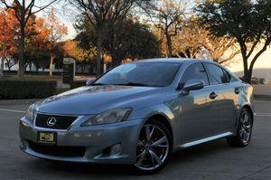 2010 LEXUS IS250 for Sale in Dallas, TX