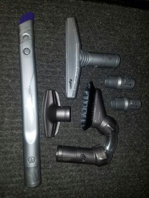 Dyson vacuum attachments/ heads for Sale in Houston, TX