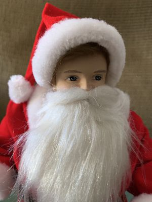 "Collectible Santa Decoration - 12"" High for Sale in Romeoville, IL"
