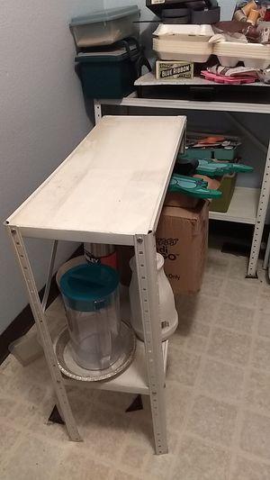 White storage shelves for Sale in Lodi, CA