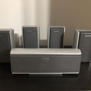 Sony SS-CT51 Surround Sound Speakers for Sale in Naperville, IL