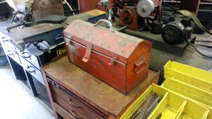 Old Snap-on hand carry tool box with drawers for Sale in Enumclaw, WA