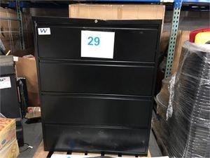 4 Drawer File Cabinet for Sale in Smyrna, TN