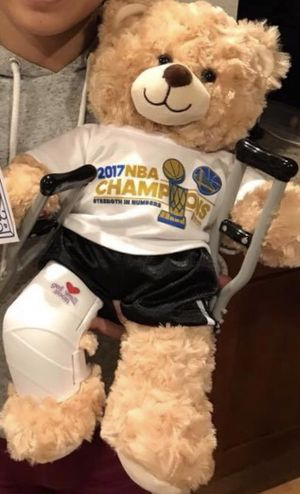 Feel Better Soon Build a Bear with Box for Sale in Fremont, CA