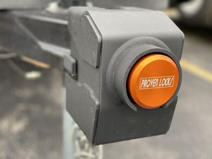 Trailer hitch lock - Proven Industries - Model 2178-A for Sale in Long Grove, IL