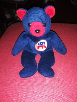 Small Political Bear for Sale in Fort Worth, TX