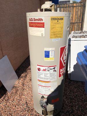 Gas water heater for Sale in Phoenix, AZ