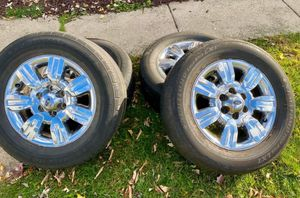 F150 WHEELS 18 for Sale in Elk Grove Village, IL