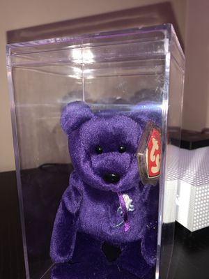 rare beanie baby for Sale in Mount Rainier, MD