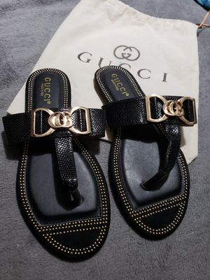 New Gucci sandals for Sale in Long Beach, CA