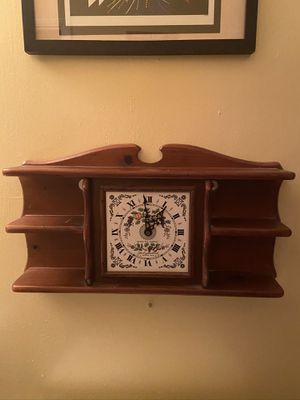 New England Company Wall Clock for Sale in Suffolk, VA