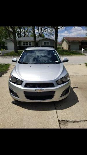 2013 Chevrolet Sonic for Sale in Aurora, IL