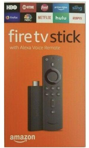 Amazon fire TV stick (2nd gen) for Sale in Lexington, MA