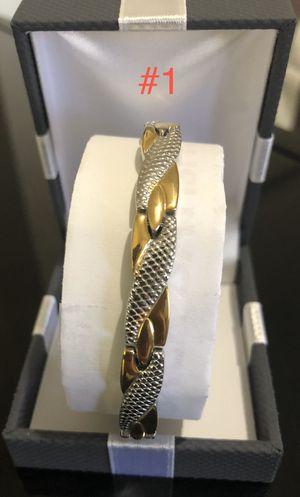 Bio Magnetic Health Energy Bracelets $55.00 for Sale in Las Vegas, NV