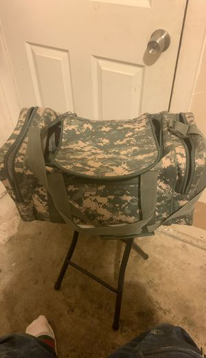 Military grab duffle bag for Sale in Portland, OR
