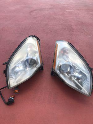 Original 2008 máxima headlights with Hid for Sale in Miami, FL