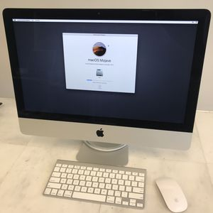"21.5"" Apple iMac 2.70Ghz intel core i5-8Gb-1Tb All in 1 for Sale in Strongsville, OH"