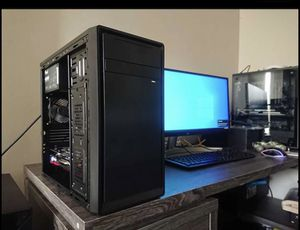 Budget medium pc. Great deal. Comes with RGB keyboard. for Sale in Waterbury, CT