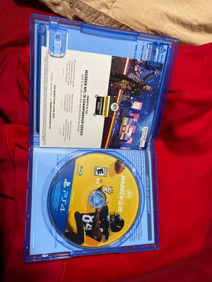 Madden 19 for Sale in Bakersfield, CA