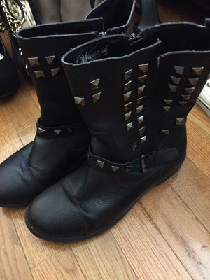 Combat boots for Sale in Chicago, IL
