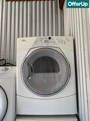 Front Load Whirlpool Electric Dryer Duet #1278 for Sale in Deltona, FL