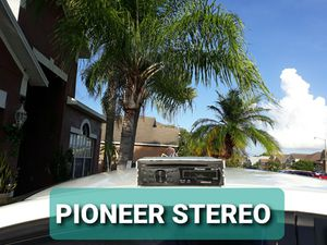 Pioneer Car Stereo for Sale in Kissimmee, FL