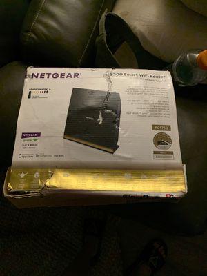 Netgear r 6300 for Sale in Clovis, CA