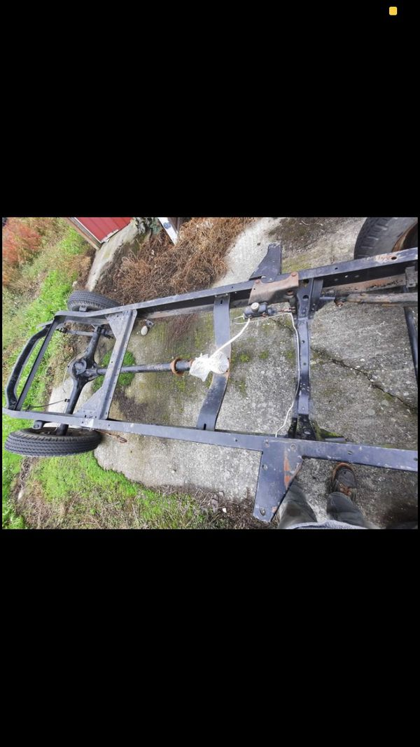 1947-1953 Chevy truck frame