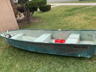 10ft Fiberglass Boat for Sale in West Covina,  CA
