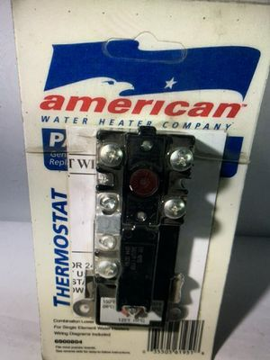 American water heater company thermostat 6900804 for Sale in Perris, CA