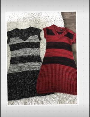 Really cute sweater dresses for Sale in Nashville, TN