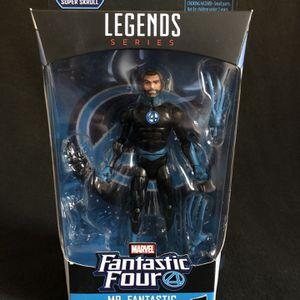 Marvel Legends Mr. Fantastic Super Skrull NO BAF for Sale in Alhambra, CA