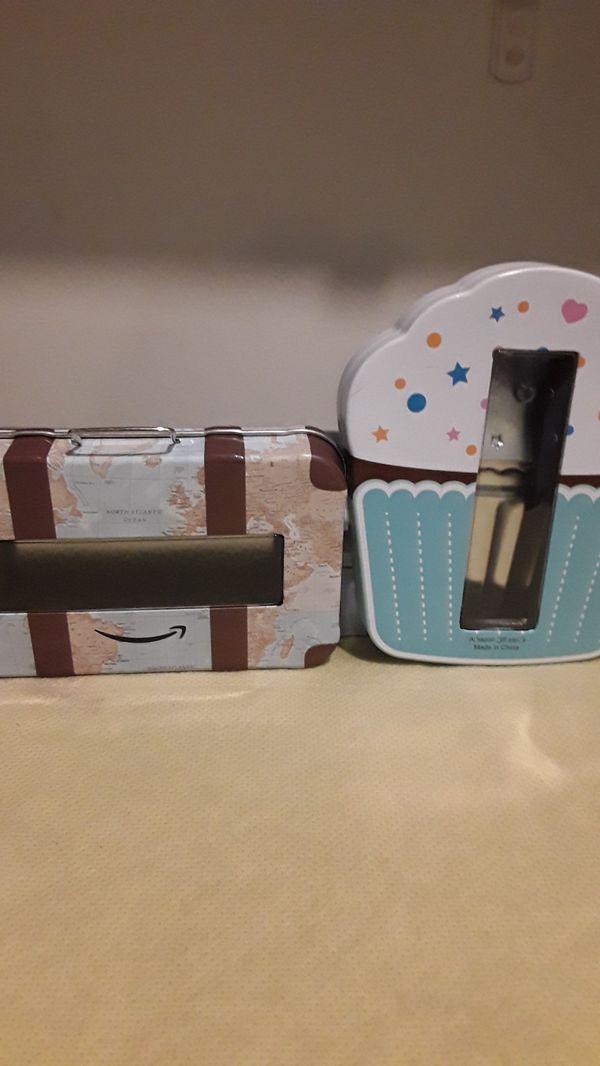 Amazon giftcard boxes