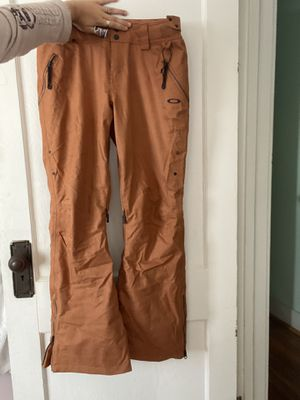 Oakley Ski Snowboard Loose Fit Pants M Women's for Sale in Paramus, NJ