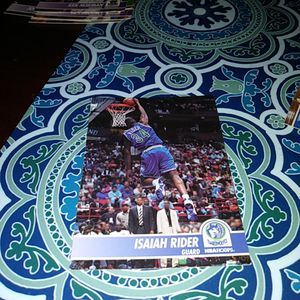 T wolves. Isaiah rider for Sale in Toledo, OH